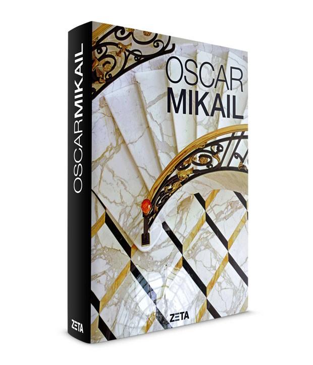Oscar Mikail lança livro para celebrar 40 anos de carreira (Foto: Divulgação)