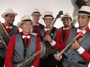 The Jazz Brothers (Foto: Divulgação)