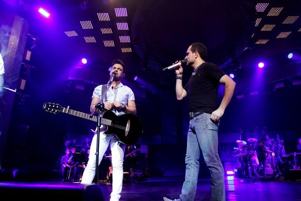 Zezé Di Camargo e Luciano (Foto: Marcos Ribas/ photo rio news)