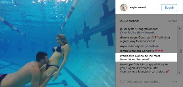 Ryan Lochte (Foto: Instagram / Reprodução)