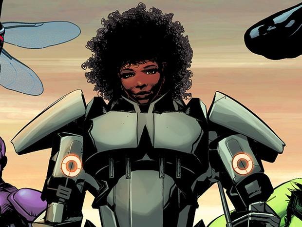 Mike Deodato Jr. criou o visual de Riri Williams, que substituirá Homem de Ferro nas HQs da Marvel (Foto: Divulgação/Marvel)