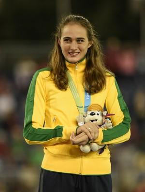 Flavia De Lima bronze pan-americano 2015