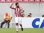 """Juninho, Schwenck, Patrick, Marco Antônio e Todinho disputam """"pintura"""""""
