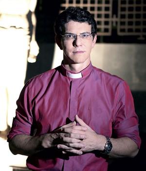 O padre Reginaldo Manzotti (Foto: Felipe Oneill / Editora Globo)
