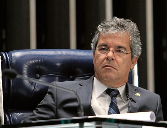 O vice presidente do Senado,Jorge Viana (Foto:  DIDA SAMPAIO/ESTADÃO CONTEÚDO)