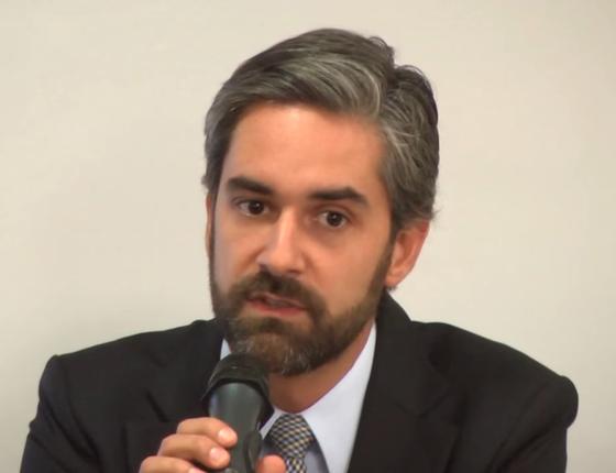 O advogado Augusto de Arruda Botelho (Foto: Reprodução/ Youtube)