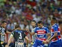 """""""A gente fez um pacto para sair com a vitória"""", diz volante Juliano após jogo"""