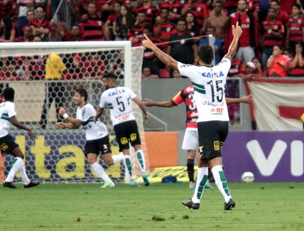 Coritiba Flamengo Henrique