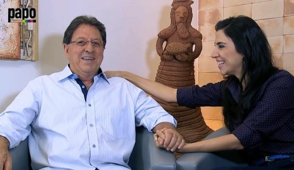 Assista o Papo Anhanguera na íntegra com Jackson Abrão (Foto: TV Anhanguera)