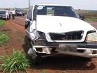 Motorista morre após ter carro atingido por dupla em fuga em MG