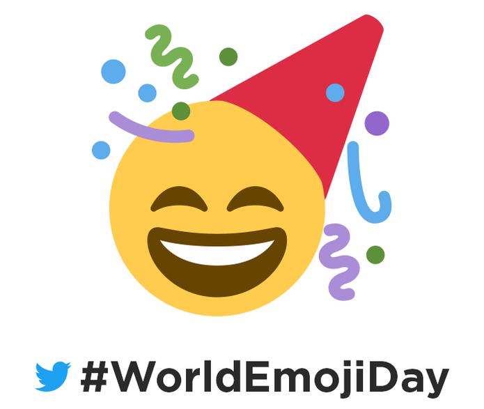 Feliz Dia do Emoji (Foto: Divulgação/Twitter)