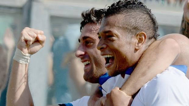 milito internazionale x Sassuolo  (Foto: Getty Images)