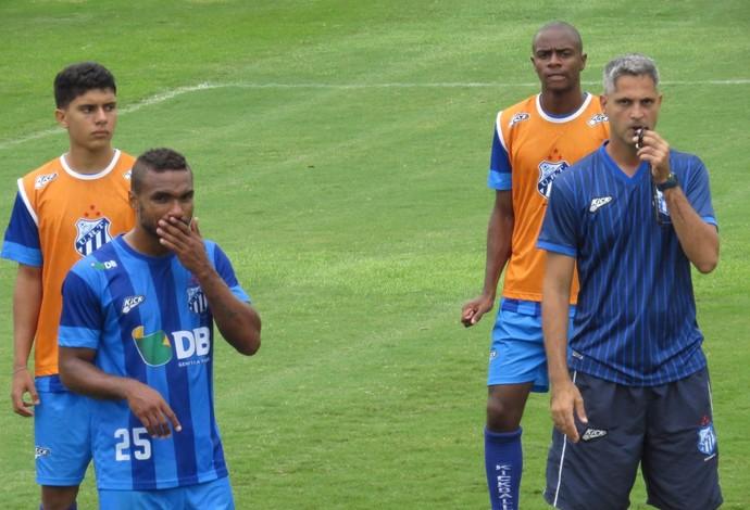 Rodrigo Santana; URT; treinador; (Foto: URT/Divulgação)