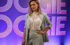 A nova loira do pedaço, Bianca Bin conta que adorou o novo visual (Foto: Camila Camacho/TV Globo)