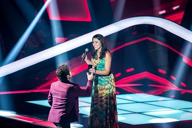 Nanda Garcia 3 - Audição 4 (Foto: Isabella Pinheiro/TV Globo)