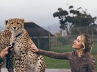Giovanna Ewbank curte férias na África do Sul em hotel de luxo