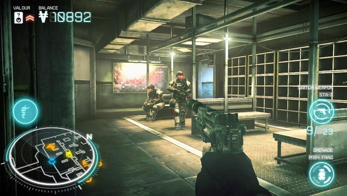 Killzone Mercenary (Foto: Divulgação)