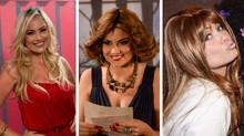 Ellen Rocche volta à TV com novos looks (GLOBO / Raphael Dias)
