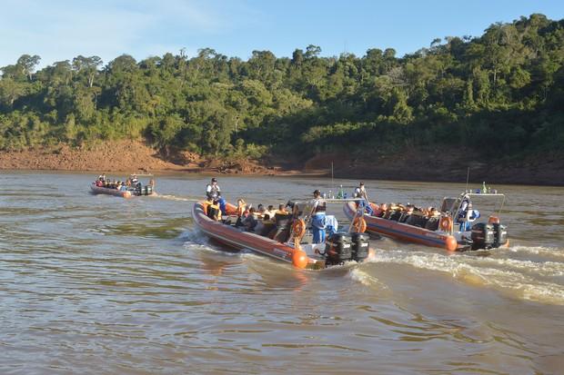Macuco Safari (Foto: Márcia Tavares)