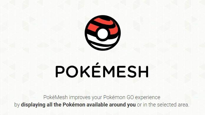 PokeMesh para Android (Foto: Reprodução/Tais Carvalho)
