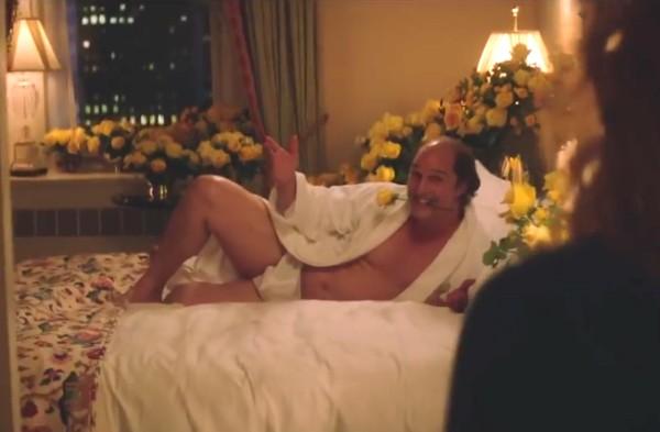O ator Matthew McConaughey em cena do filme Ouro e Cobiça (Foto: Reprodução)