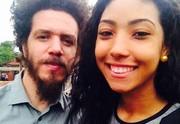 Adna Souza e Professor Claudio The Voice Brasil (Foto: Arquivo pessoal)