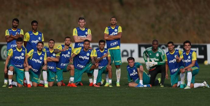 Palmeiras treino (Foto: Cesar Greco/Ag Palmeiras/Divulgação)