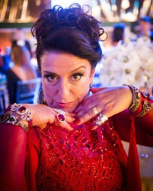 Grace Gianoukas vibra com o novo momento da carreira (Foto: João Miguel Júnior/Globo)