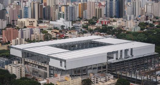 arena da baixada (Site oficial do Atlético-PR/Alexandre Carnieri/Studio Gaea)