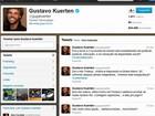 Gustavo Kuerten critica violência em Santa Catarina pelo Twitter