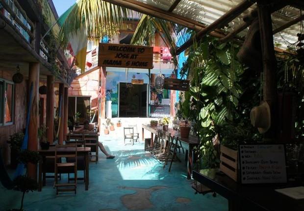 Hostel Mama's Home em Tulum, no México (Foto: Reprodução/Facebook)