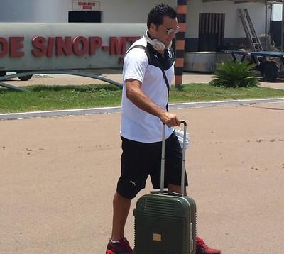 Daniel Carvalho Botafogo (Foto: Gustavo Rotstein / GloboEsporte.com)