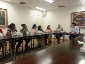 Programa Mais Médicos Juiz de Fora (Foto: Nathalie Guimarães/G1)