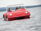 Alemanha tem 'pedalinho-fusca'