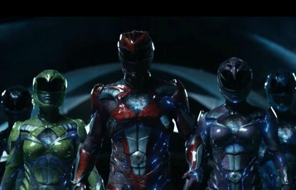 Power Rangers (Foto: Reprodução)