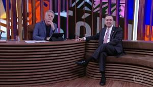 Conversa com Bial - Programa de terça-feira, 22/08/2017, na íntegra