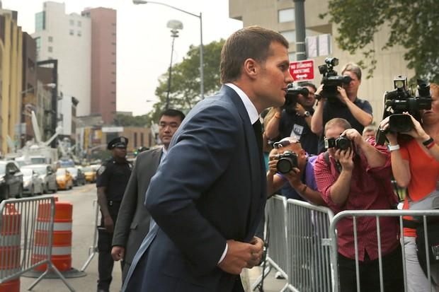 Tom Brady (Foto: AFP)