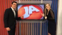 Jornal do Almoço de Criciúma  tem nova apresentadora (Djéssica Ceron/Divulgação)