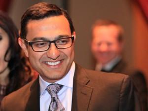 Vic Gundotra, criador da rede social Google+ (Foto: Reprodução/Google+)