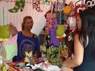 Feira de artesanato em Arujá atende até quarta-feira
