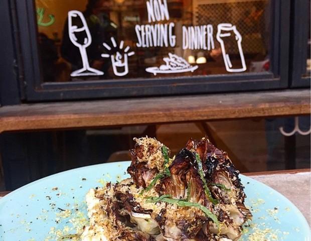 Roteiro da gastronomia saudável em NY  (Foto: S Simplesmente )