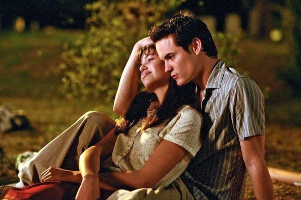 Mandy Moore e Shane West em 'Um Amor Para Recordar' (2002) (Foto: Reprodução)
