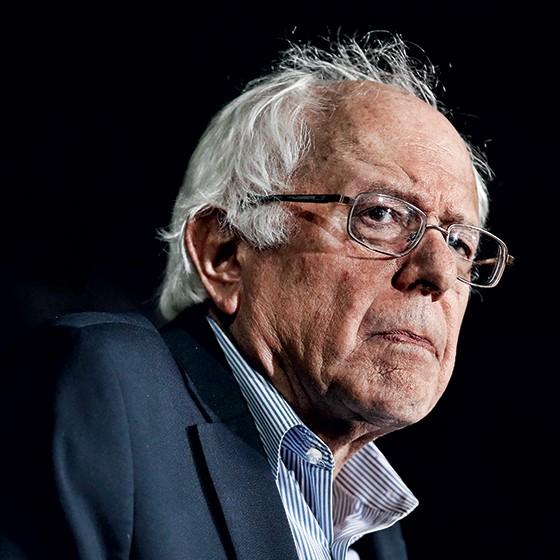 "BERNIE SANDERS Estados Unidos Senador veterano pelo Estado de Vermont, o autodeclarado ""democrata socialista"" tem dado trabalho para a favorita Hillary Clinton (Foto: Michael Dwyer/AP)"