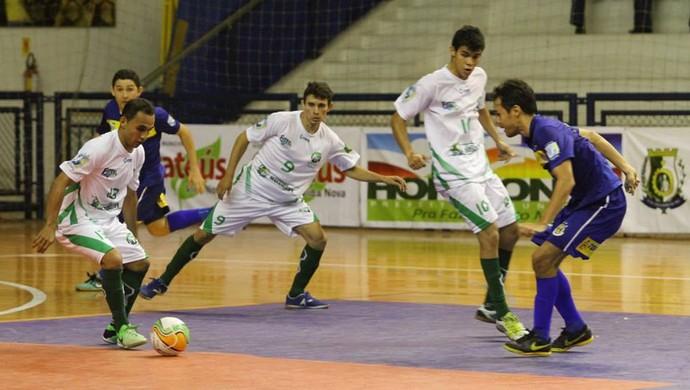 Com cinco gols no 2° tempo, Maranguape vira sobre o Horizonte (Foto: Zé Rosa Filho/FCFS/Divulgação)