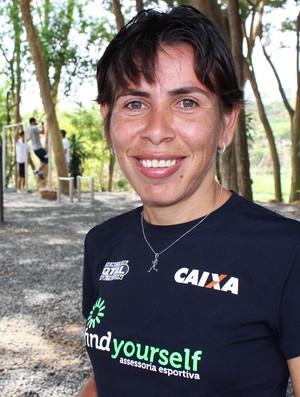 Conceição Oliveira  (Foto: Josiel Martins/GLOBOESPORTE.COM)