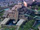 Fant360: Renata Ceribelli visita um enorme parque aquático em Dubai