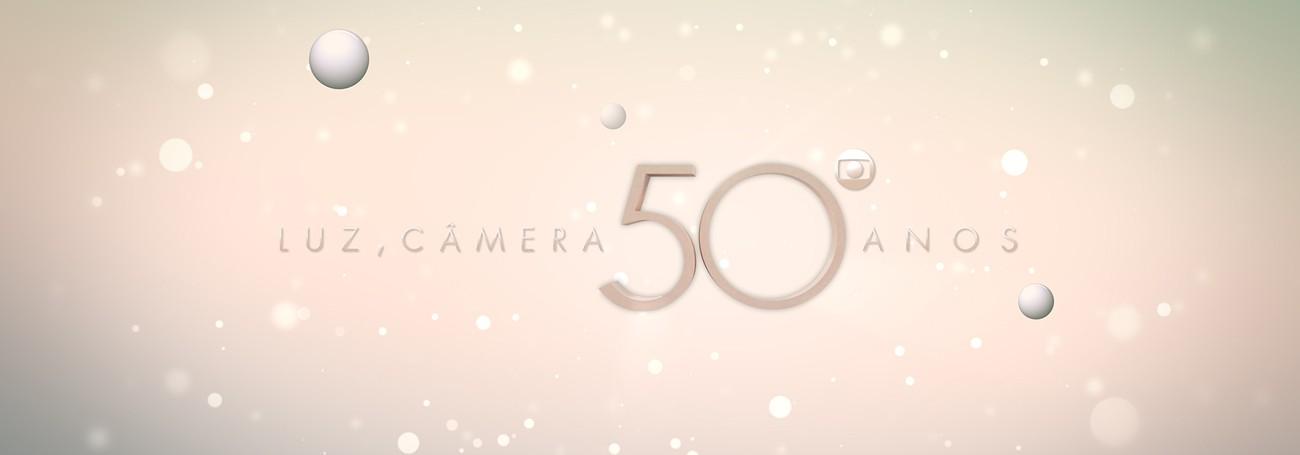 V deos luz c mera 50 anos - Globos 50 anos ...