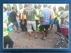 Nove mulheres ficam feridas após arma disparar em evento ciclístico