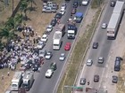 Grupo protesta no Recife contra proibição da vaquejada pelo STF