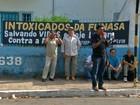 Servidores da Funasa paralisam para pedir assistência para intoxicados